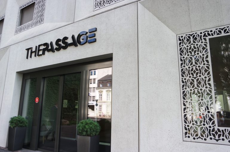 The Passage Hotel   Basel
